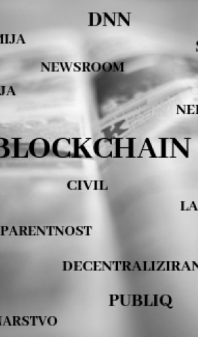 Blockchain journalism