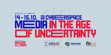 "USAID's Balkan Media Assistance Program (USAID's BMAP) - ANNUAL MEDIA FORUM 2020 ""Media in the Age of Uncertainty"""